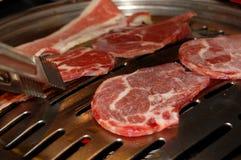 Сырцовое мясо Стоковые Фото