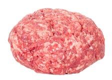 сырцовое ое говядиной стоковая фотография rf