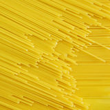 Сырцовое спагетти Стоковое фото RF