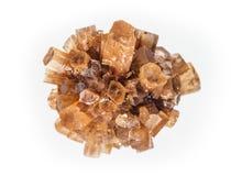 Сырцовое aragonite Стоковая Фотография RF