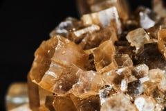 Сырцовое aragonite Стоковое Изображение RF