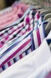 Сырцово рубашек стоковые фото