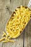 Сырцовые макаронные изделия Стоковые Изображения