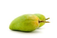 Сырцовый манго Стоковое Фото