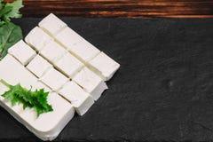 Сыр Брынзы стоковое фото rf