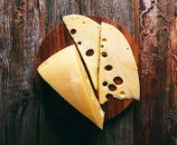 сыр вкусный Стоковые Фотографии RF