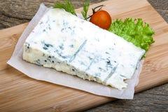 Сыр горгонзоли Стоковые Изображения