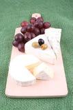 сыр доски Стоковое Фото