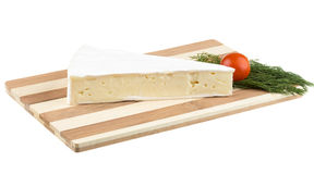 Сыр камамбера Стоковая Фотография RF