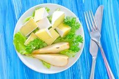 Сыр камамбера стоковое изображение rf