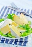 Сыр камамбера стоковое изображение