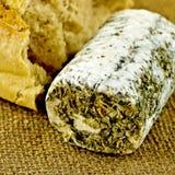 Сыр козочек Стоковые Изображения RF