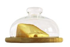 сыр коробки Стоковое Фото