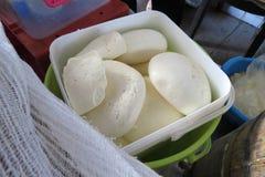 сыр домодельный Стоковая Фотография