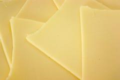 сыр отрезал Стоковые Изображения