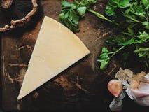 Сыр пармесан стоковое изображение