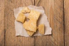 Сыр пармесан Стоковое Фото