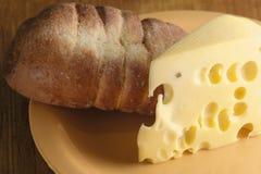 сыр плюшки Стоковые Изображения