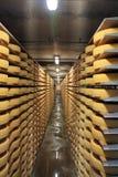 сыр погреба Стоковая Фотография RF