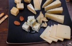 сыр различный Стоковые Фото