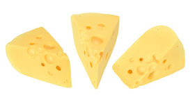 сыр соединяет 3 Стоковые Изображения