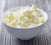Сыр творога Стоковое Фото