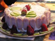 сыр торта Стоковое Изображение