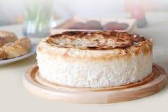 сыр торта Стоковые Фотографии RF