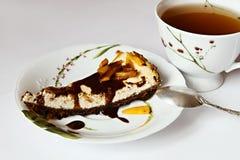 сыр торта handmade Стоковое фото RF