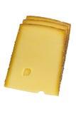 сыр трудный semi Стоковое фото RF