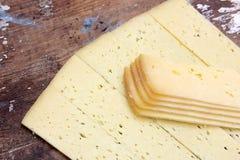 Сыр Турции или roumy сыр Стоковая Фотография RF