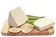 1 сыр фасолей Стоковое Изображение