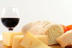 сыр хлеба Стоковое фото RF