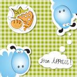 Сыр appettit Bon Стоковые Изображения