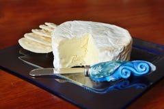 сыр brie стоковая фотография rf