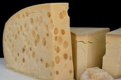 Сыр Fance Стоковое Изображение