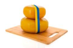 Сыр Swedisch Стоковое Изображение RF