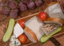 Сыр Varios Стоковые Изображения RF