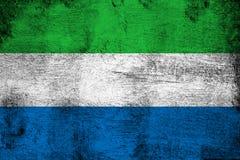 Сьерра-Леоне иллюстрация штока