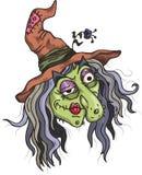 Сь ведьма Стоковое Изображение