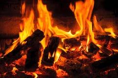 сь пожар Стоковое Изображение RF