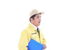 Сь работник стоковые фото