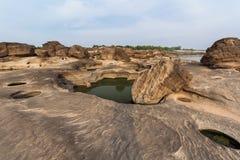 Сэм Phan Bok - гранд-каньон Таиланда Стоковое Изображение
