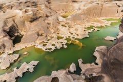 Сэм Phan Bok - гранд-каньон Таиланда Стоковые Фото