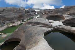 Сэм Phan Bok - гранд-каньон Таиланда Стоковые Фотографии RF