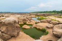 Сэм Phan Bok - гранд-каньон Таиланда Стоковые Изображения