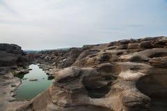 Сэм Phan Bok - гранд-каньон Таиланда Стоковое Изображение RF
