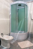 сюита en ванной комнаты самомоднейшая стоковые фотографии rf