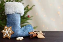 Сюрпризы и тайны рождества Стоковые Фотографии RF