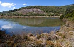 Сюрприз озера в временени Стоковое Фото